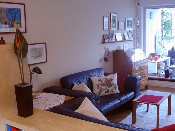 feng shui praxisbeispiel einer umgestaltung einer erdgeschosswohnung. Black Bedroom Furniture Sets. Home Design Ideas