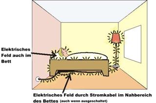 Elektrosmog - alltägliche Belastungen und Sanierung niederfrequenter ...